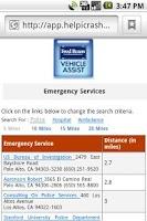 Screenshot of Fred Beans Vehicle Assist