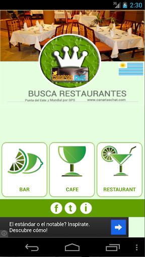 Punta del Este y Restaurantes