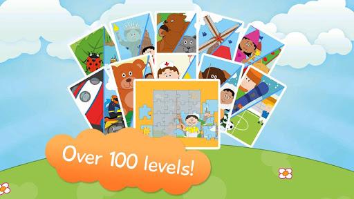 100+子供のパズル