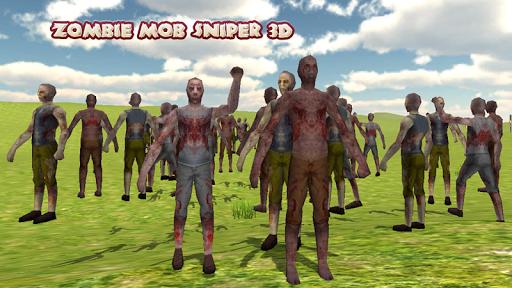Zombie Mob Sniper 3D