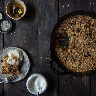 Oatmeal Raisin Cookie Baked Oatmeal..