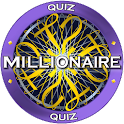 Millionaire Quiz Free: Be Rich icon