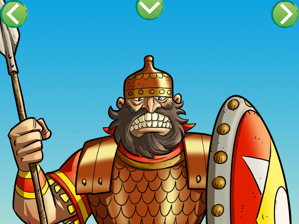 the bible david and goliath android apps on google play