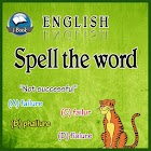 English-Spell the Word icon