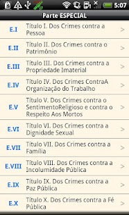 Brazilian Penal Code - screenshot thumbnail