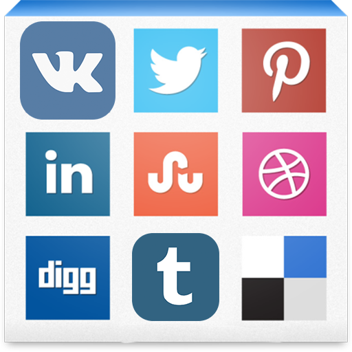 Social Networks - All in One 社交 App LOGO-APP試玩