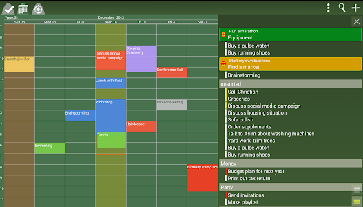 To-Do Calendar Planner screenshot 7