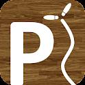 PockeTraveL - Travel Log App - icon