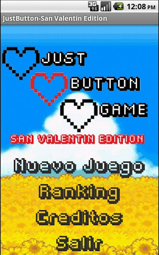 Just Button Game S.Valentin Ed