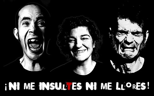 Don't insult me ​​nor cry me - screenshot thumbnail
