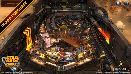 Star Wars™ Pinball 4 Screenshot 36
