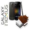 Galaxy Nexus Phone Wallpapers logo