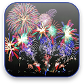 Fireworks Video Wallpaper Free icon
