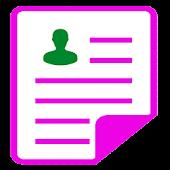 Easy Resume Builder, CV Jobs