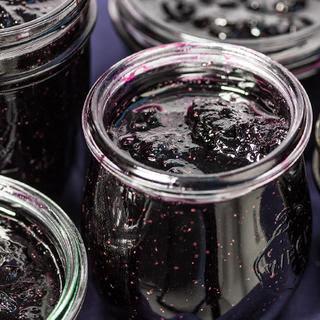 Fragrant Blueberry Jam