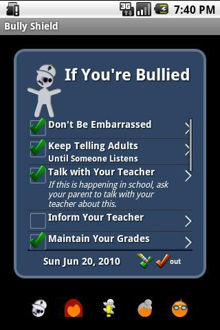 Bully Shield- screenshot