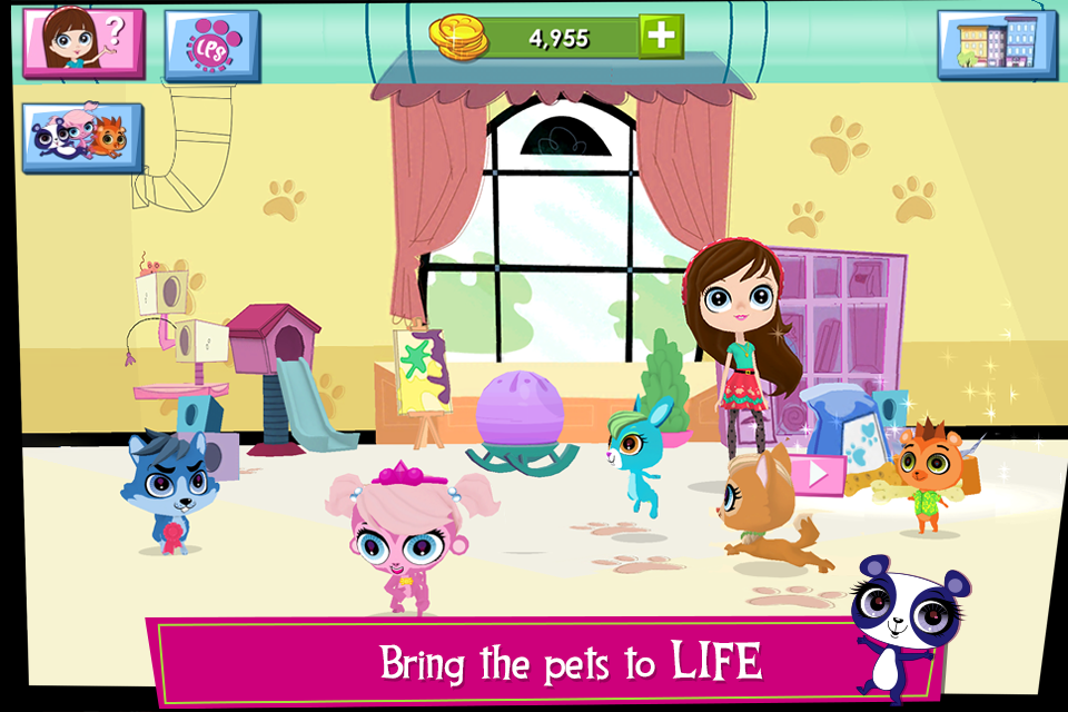 Littlest Pet Shop Your World- screenshot