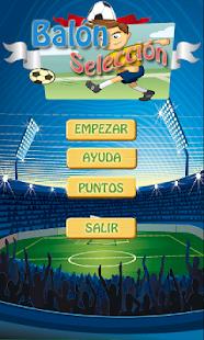 Balón Selección- screenshot thumbnail