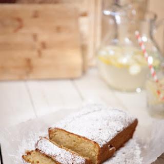 Lemon Vanilla Pound Cake