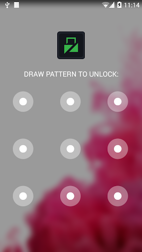 Theme Bubble for Lockdown Pro