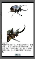 Screenshot of Beetle waging war