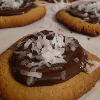 Chocolate Coconut Almond Cookies – Gluten Free and Dairy Free.