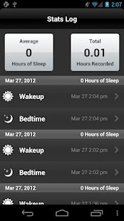 iHome Sleep - screenshot thumbnail