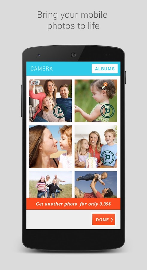 Print & Send Photos - screenshot