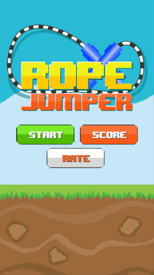 Rope Jumper - screenshot