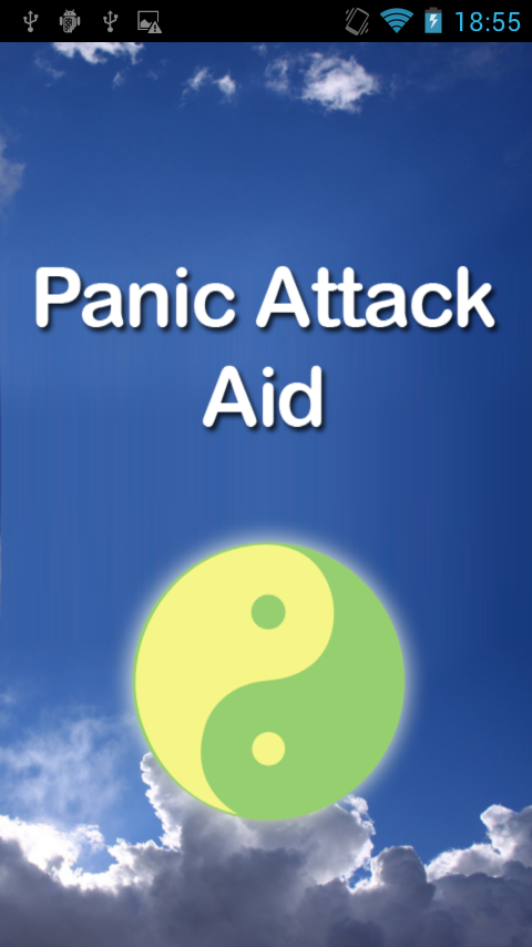 Panic Attack Aid- screenshot