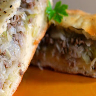 German Meat Pies.