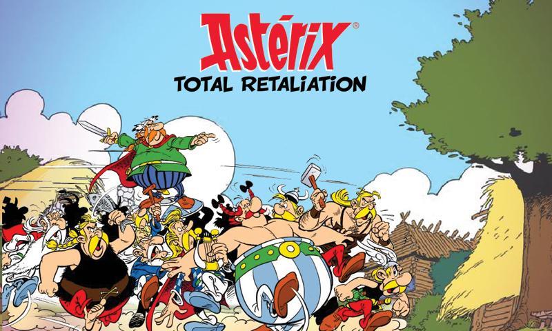 Asterix: Total Retaliation screenshot #1