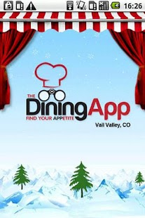 The DiningApp  Vail Valley - screenshot thumbnail