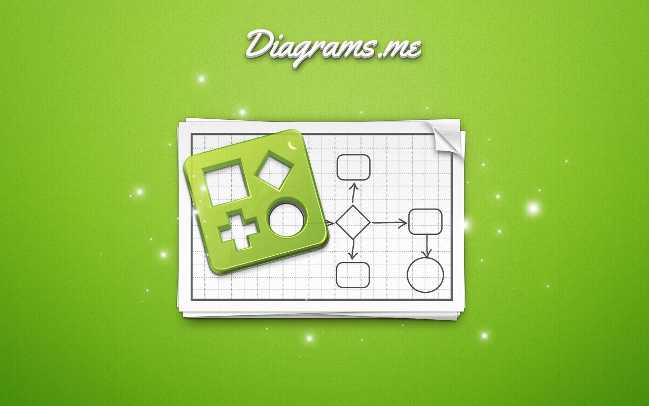 Diagrams.me Pro- screenshot