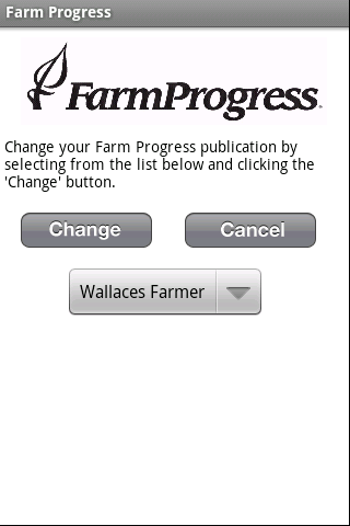 Farm Progress - screenshot