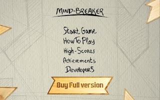 Screenshot of Mindbreaker Free
