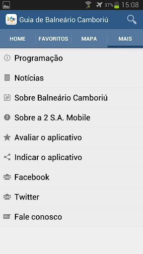 【免費旅遊App】Guia de Balneário Camboriú-APP點子