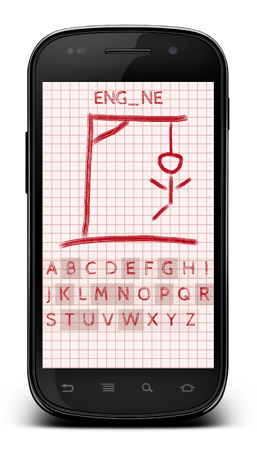 Hangman Free - screenshot