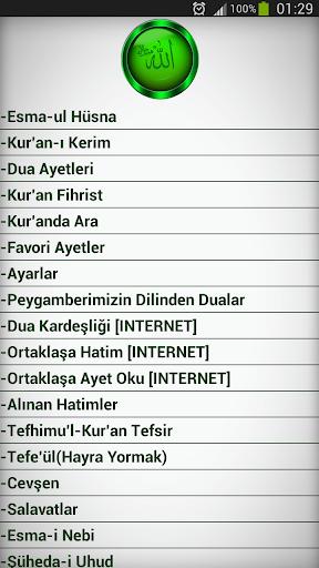 İnternetsiz Kuran-ı Kerim