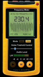 Frequency Meter PRO- screenshot thumbnail
