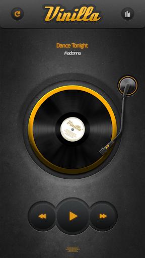 Vinilla Records Music Player