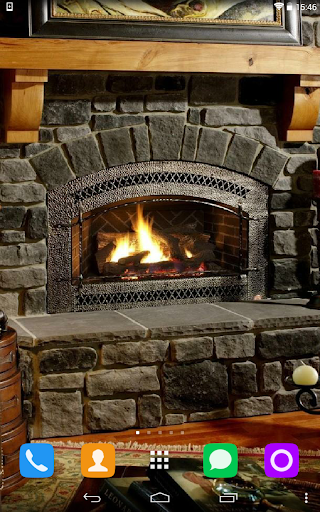 玩免費個人化APP|下載Fireplace Live Wallpaper app不用錢|硬是要APP