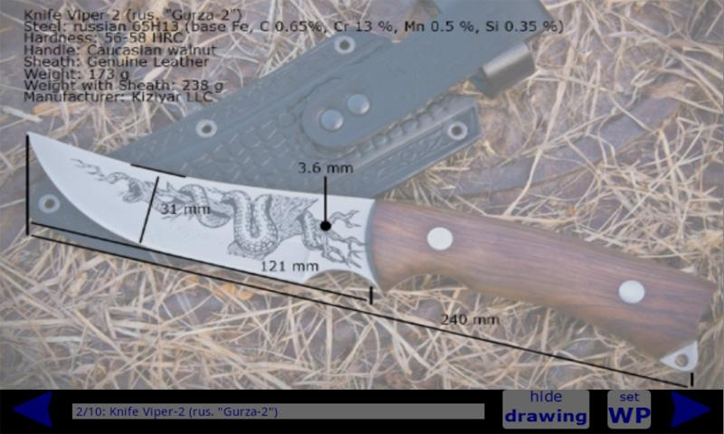 Collection of Russian Knives- screenshot