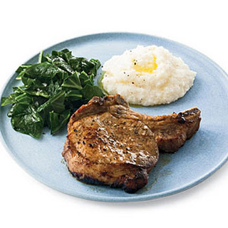 Juicy Buttermilk Pork Chops