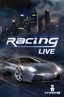 Racing Live™ - screenshot thumbnail