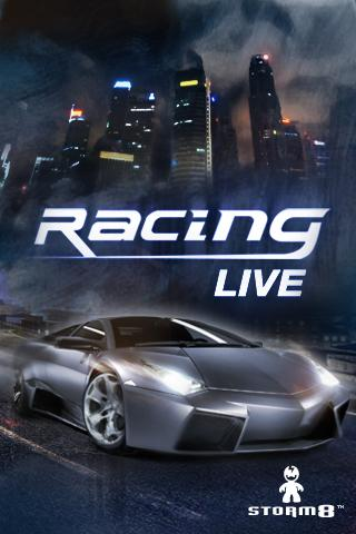 Racing Live™- screenshot