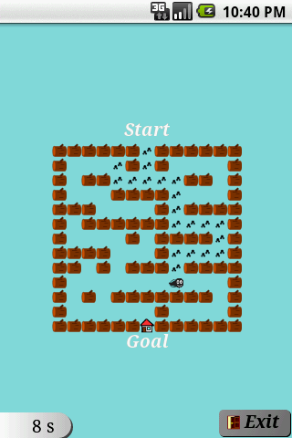 Slope Maze Kids- screenshot