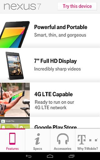 TMUSDEMO Nexus 7 2013