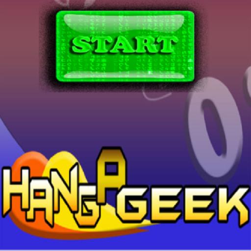 Hang a Geek 拼字 App LOGO-硬是要APP