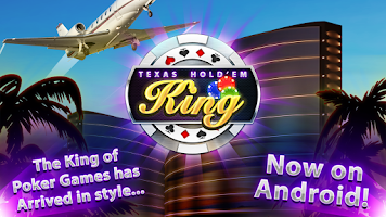Screenshot of Texas Hold'em King